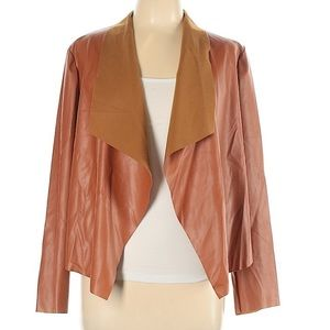 COMING SOON! Shein Faux Leather Jacket